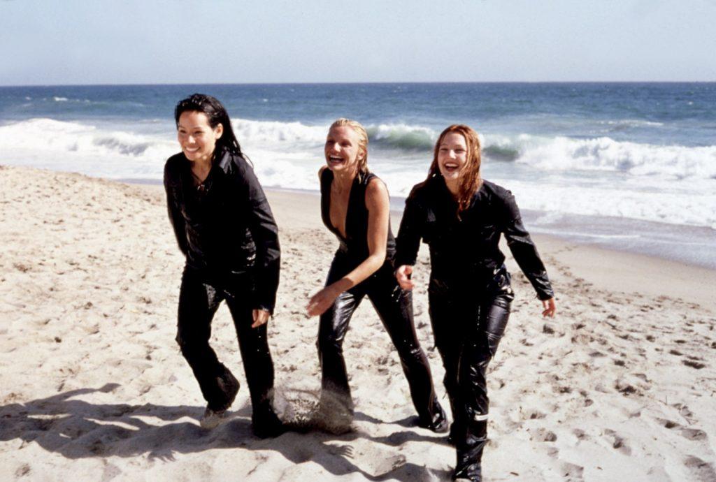 รีวิวเรื่อง charlie's angels 2000