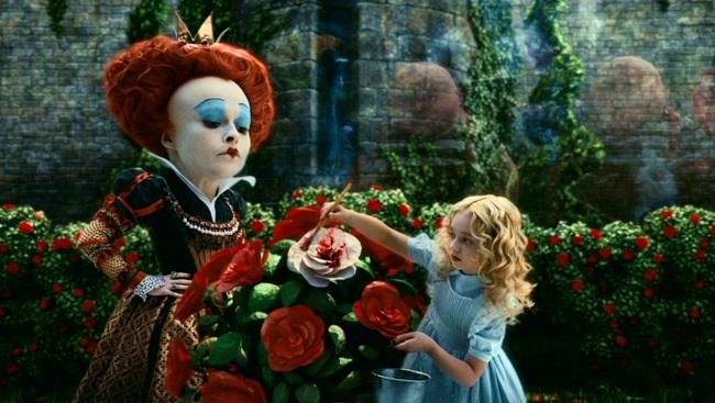 รีวิวหนังเรื่องalice In Wonderland